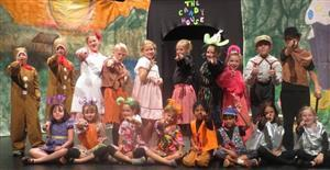 Skyrise Children's Theater: 'The Candy House: A Different Telling of the Story of Hansel & Gretel'